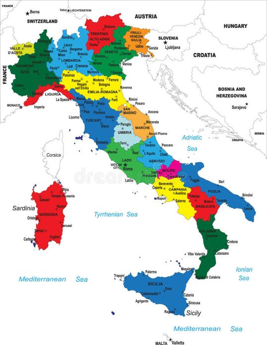 xartis florentias italia
