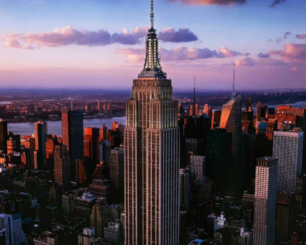empire state of building